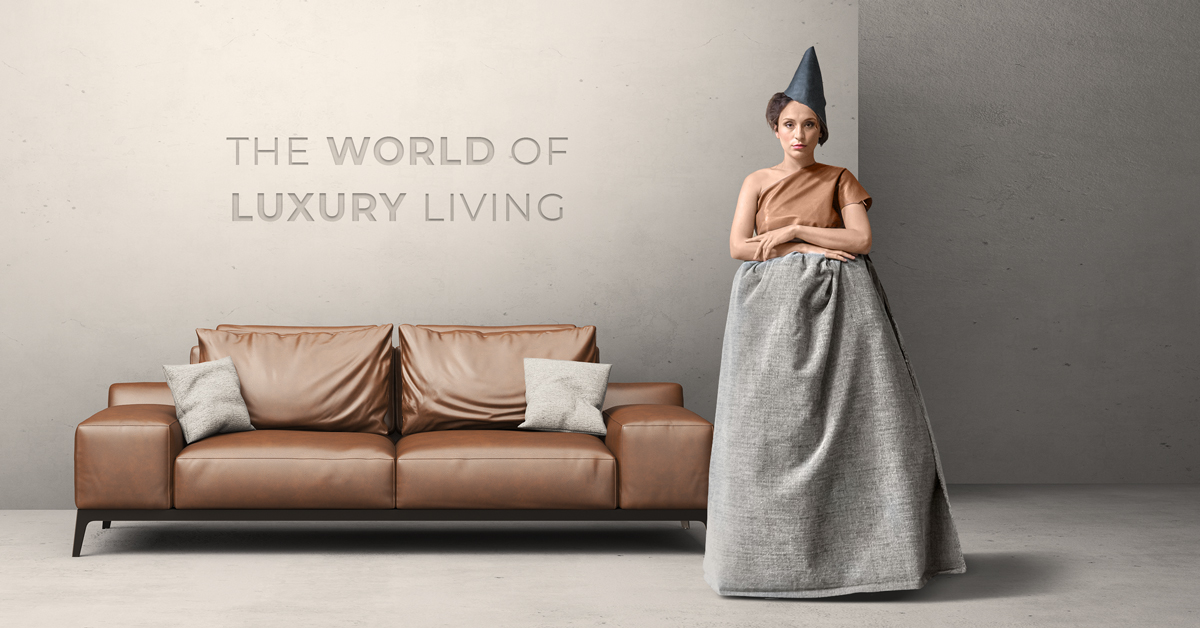 THE WORLD OF LUXURY FURNITURE